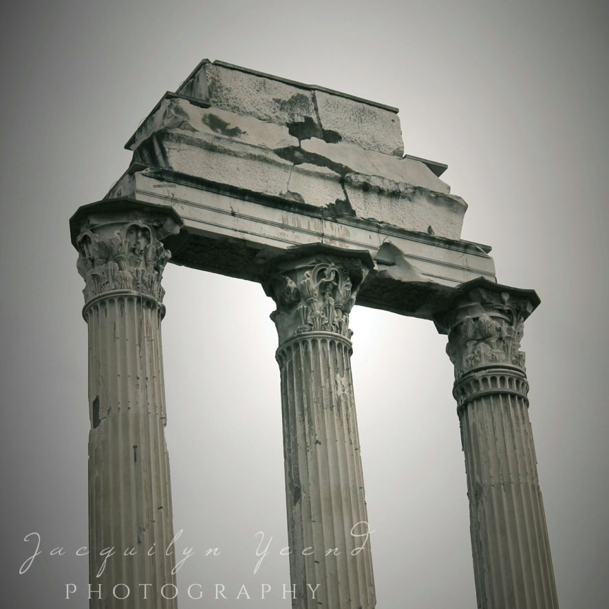 When in Rome...roam - Roman Ruins III