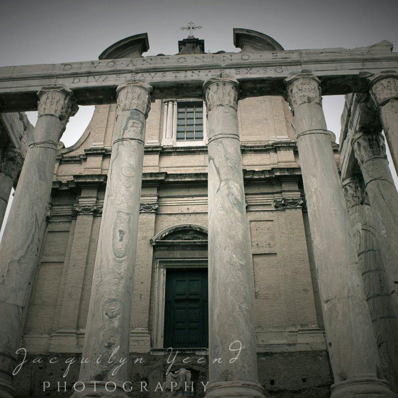 When in Rome...roam - Roman Ruins II