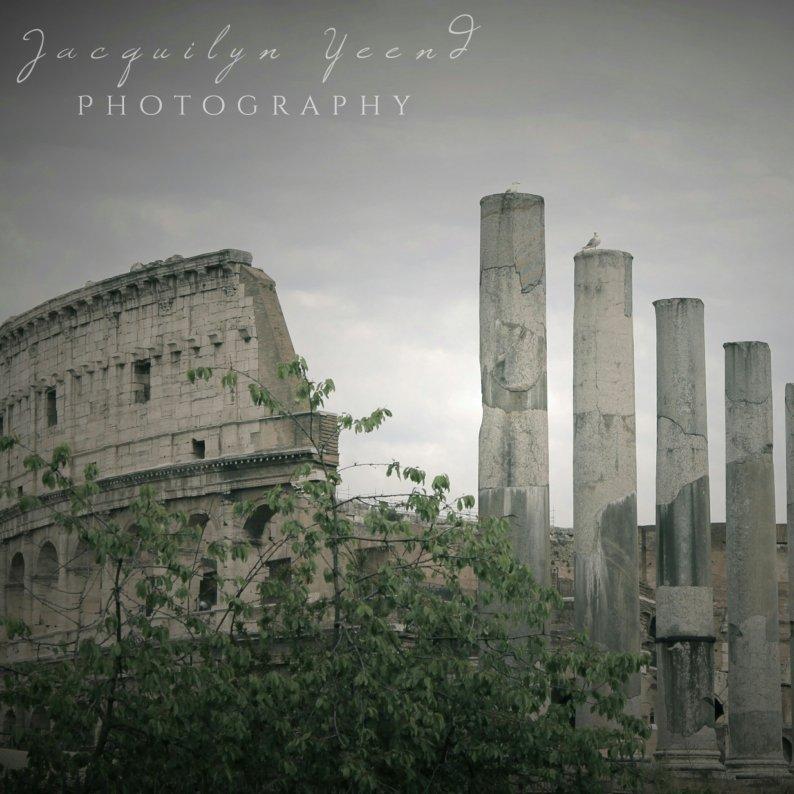 When in Rome...roam - Roman Ruins